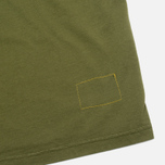 Мужская футболка Universal Works Pocket Olive Jersey фото- 3
