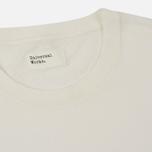 Мужская футболка Universal Works Pocket Single Jersey Ecru фото- 1