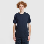 Мужская футболка Universal Works Pocket Single Jersey Navy фото- 4