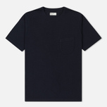 Мужская футболка Universal Works Pocket Single Jersey Navy фото- 0