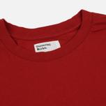 Мужская футболка Universal Works Pocket Single Jersey Red фото- 1