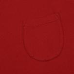 Мужская футболка Universal Works Pocket Single Jersey Red фото- 2