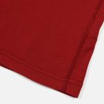 Мужская футболка Universal Works Pocket Single Jersey Red фото- 3