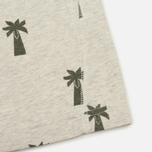 Мужская футболка Universal Works Print Palm Jersey Sand Marl фото- 3