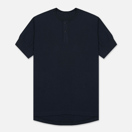 Мужская футболка Universal Works S/S Eaton Single Jersey Navy