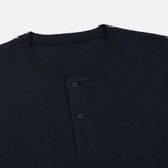 Мужская футболка Universal Works S/S Eaton Single Jersey Navy фото- 1