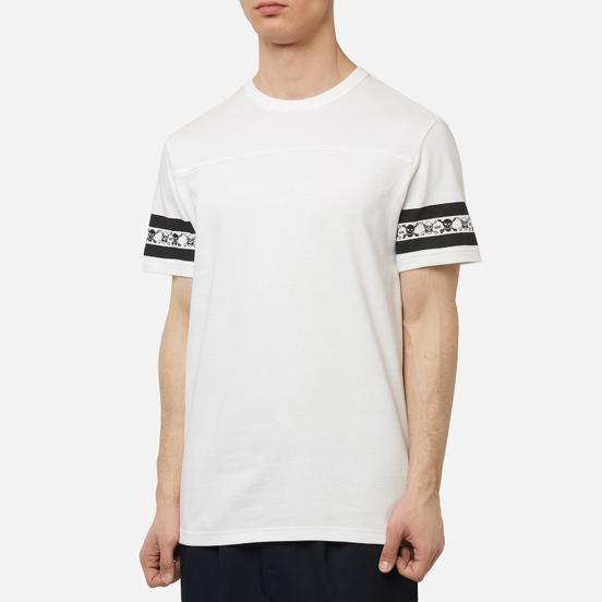 Мужская футболка Vans Anaheim Factory OG Skull White