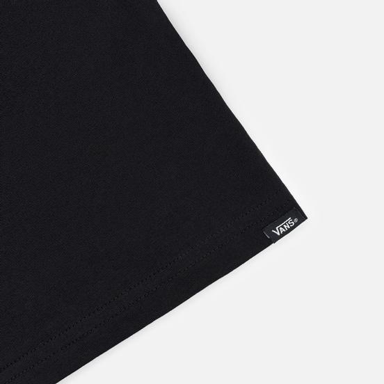 Мужская футболка Vans Court Card Black