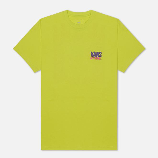 Мужская футболка Vans Eyes Open Sulphur Spring