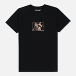 Мужская футболка Vans Grim Black фото- 0