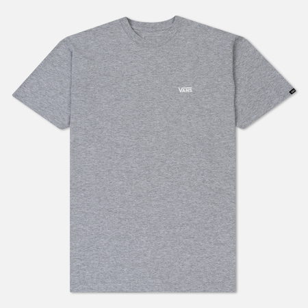 Мужская футболка Vans Left Chest Logo Athletic Heather
