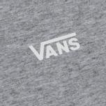 Мужская футболка Vans Left Chest Logo Athletic Heather фото- 2
