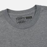 Мужская футболка Vans OTW Classic Heather Grey/Dress Blue фото- 1