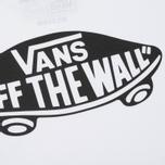 Мужская футболка Vans OTW Classic White/Black фото- 4