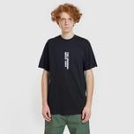 Мужская футболка Vans OTW Distort Cente Black фото- 1