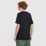 Мужская футболка Vans OTW Distort Cente Black фото- 3