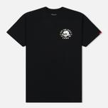 Мужская футболка Vans Shaved Bones Black фото- 0