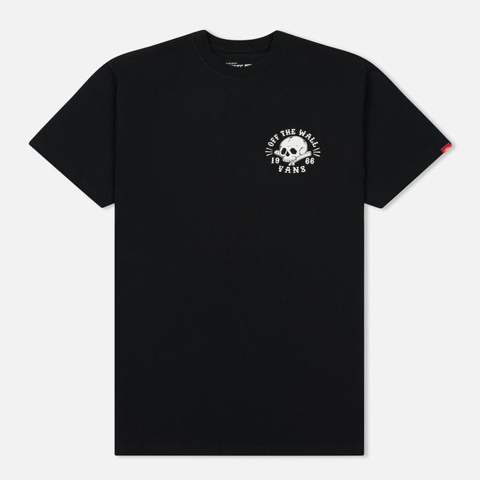 Мужская футболка Vans Shaved Bones Black