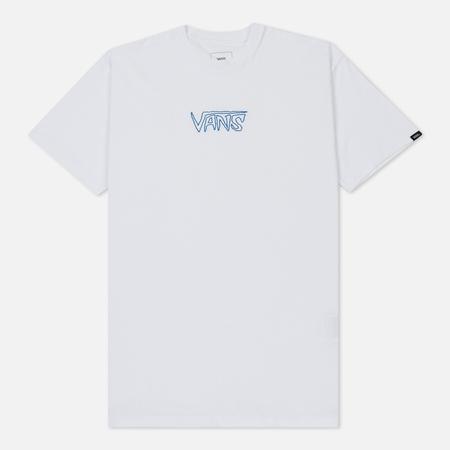Мужская футболка Vans Sketch Tape White