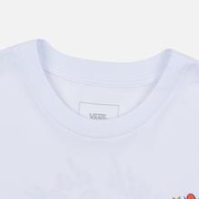 Мужская футболка Vans Til Death Pocket White фото- 1