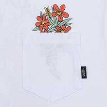 Мужская футболка Vans Til Death Pocket White фото- 2