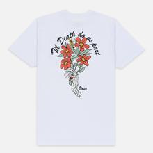 Мужская футболка Vans Til Death Pocket White фото- 3