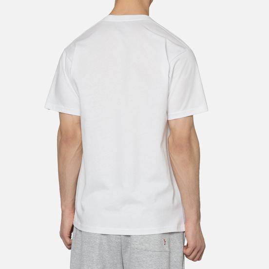 Мужская футболка Vans Trespassing White