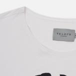 Мужская футболка Velour Add Life White Sand фото- 2