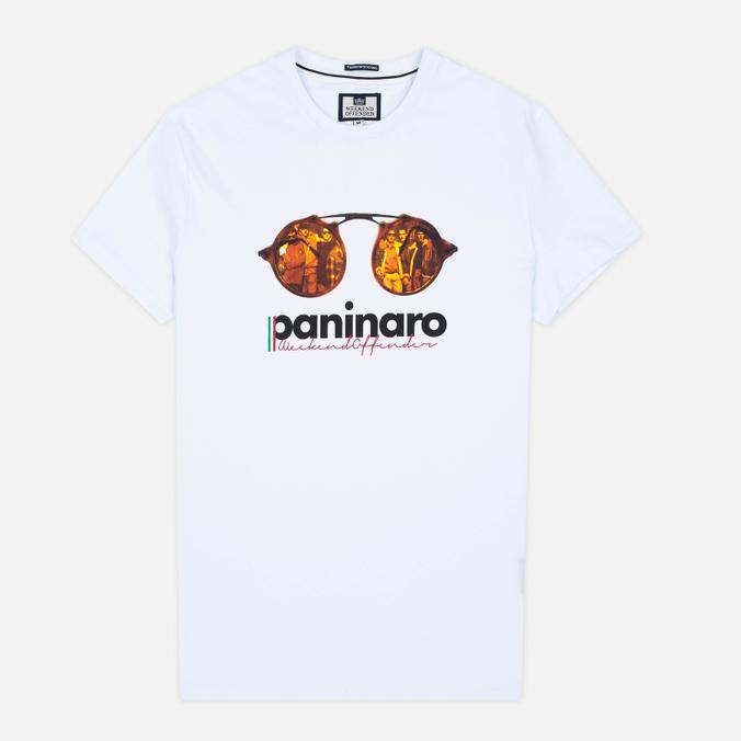 Мужская футболка Weekend Offender 1990 White