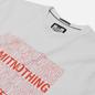 Мужская футболка Weekend Offender Admit Nothing White фото - 1