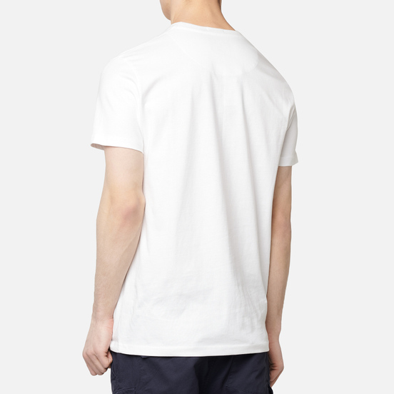 Мужская футболка Weekend Offender Admit Nothing White
