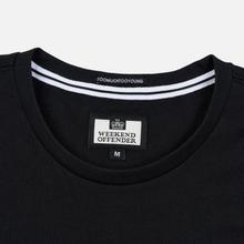 Мужская футболка Weekend Offender Agent Dea Black фото- 1