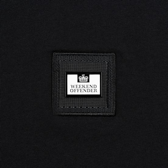 Мужская футболка Weekend Offender Agent Dea Black
