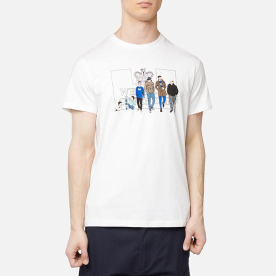 Мужская футболка Weekend Offender Evolution White