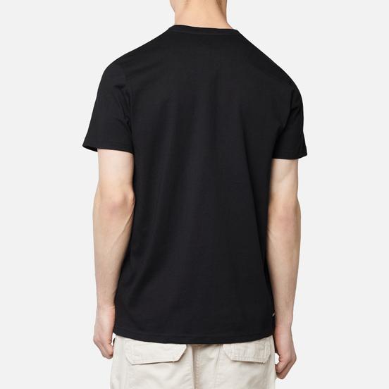 Мужская футболка Weekend Offender Flare Black
