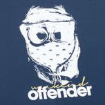 Мужская футболка Weekend Offender Goggles Navy фото- 2