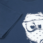 Мужская футболка Weekend Offender Goggles Navy фото- 3