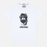 Weekend Offender Goggles Men's T-shirt White photo- 0