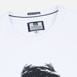 Weekend Offender Goggles Men's T-shirt White photo- 1