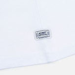 Weekend Offender Goggles Men's T-shirt White photo- 4