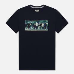 Мужская футболка Weekend Offender Green Street Navy