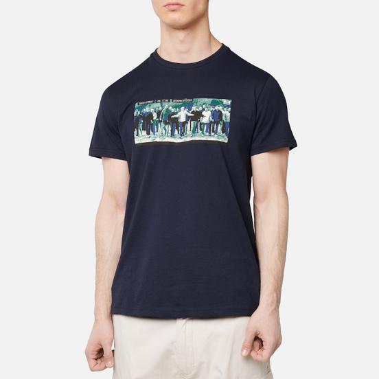 Мужская футболка Weekend Offender Green Street Navy
