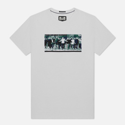 Мужская футболка Weekend Offender Green Street White