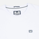 Мужская футболка Weekend Offender Griffiths White фото- 1
