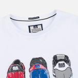 Мужская футболка Weekend Offender Heels White фото- 1
