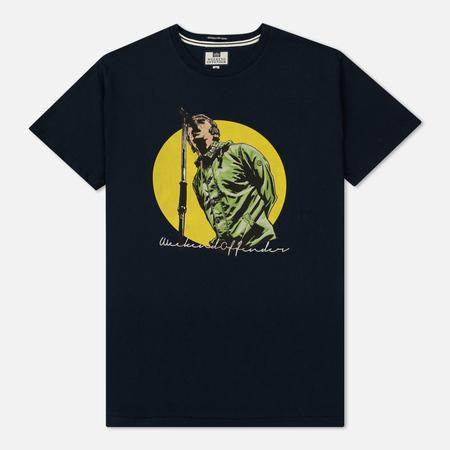 Мужская футболка Weekend Offender Liam Navy