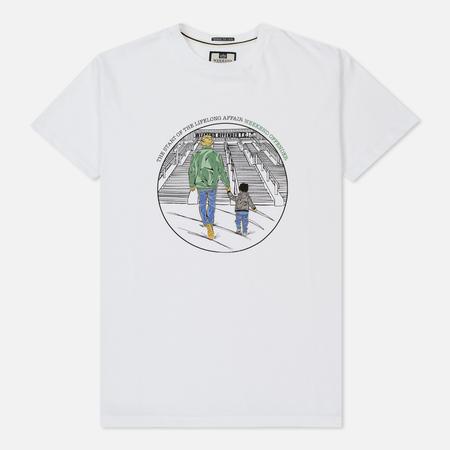 Мужская футболка Weekend Offender Lifelong Affair White