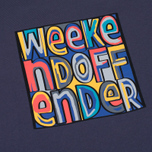 Мужская футболка Weekend Offender Mad Cyril Pewter фото- 2