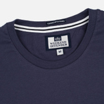 Weekend Offender Mad Cyril Men's T-Shirt Pewter photo- 1