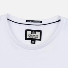 Мужская футболка Weekend Offender Marciano White фото- 1
